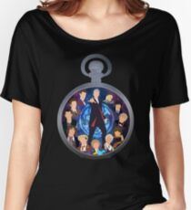 The Clock Strikes Twelve Women's Relaxed Fit T-Shirt