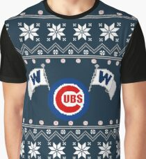 Merry Cubs-mas Graphic T-Shirt
