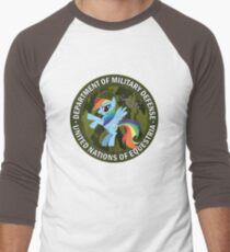 Semper Filly Men's Baseball ¾ T-Shirt