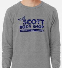 Keith Scott Body Shop Logo Lightweight Sweatshirt