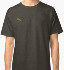 Starters Silhouette Black Classic T-Shirt