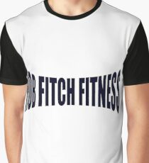 Rob Fitch Graphic T-Shirt