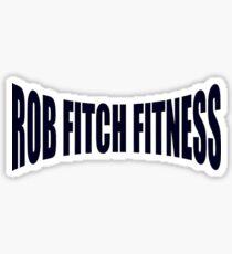 Rob Fitch Sticker