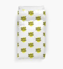 Moriarty Was Real. Duvet Cover