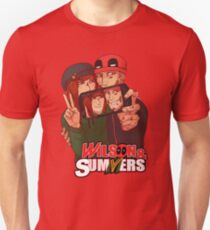 Wilson&Summers fake comic book cover (title-only) Unisex T-Shirt