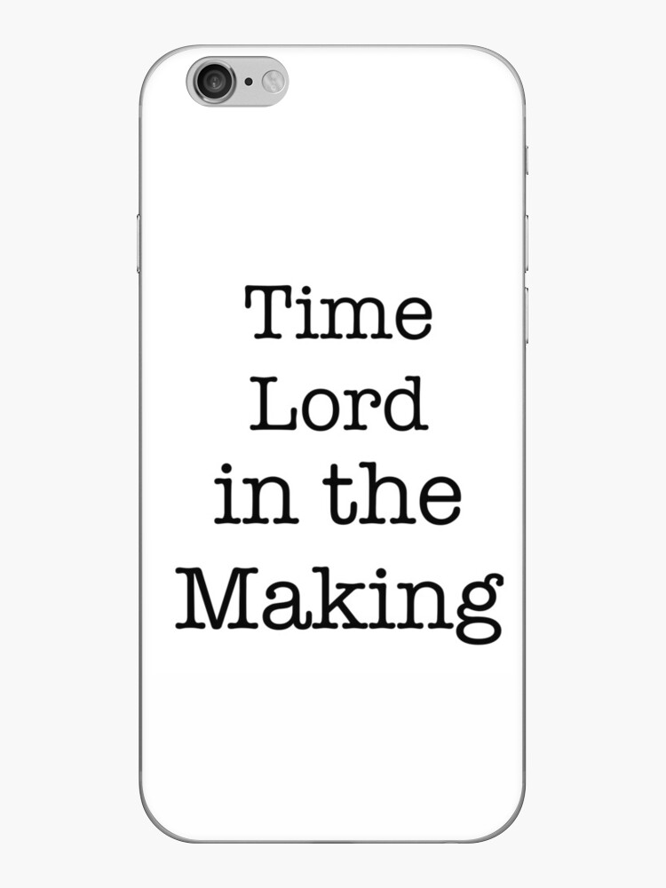 Time Lord in the Making by Sam Whitelaw