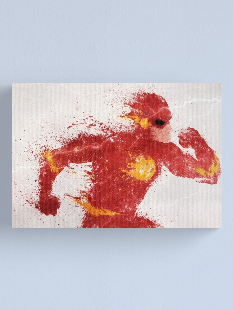 Alternate view of Speed Canvas Print