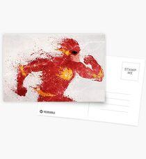 Speed Postcards