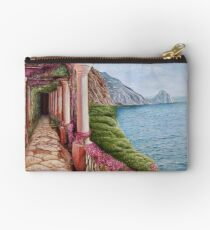 Scenic Capri Studio Pouch