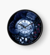 Time in Wonderland Clock