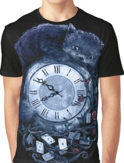Time in Wonderland Graphic T-Shirt