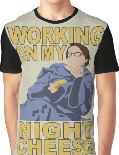Liz Lemon - Night cheese Graphic T-Shirt