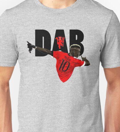 paul pogba dab celebration Unisex T-Shirt