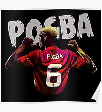 paul pogba dab celebration Poster