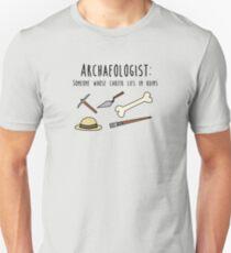 Camiseta unisex Archaelogy