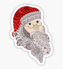 Santa Claus Sticker