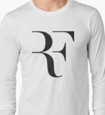 roger federer the champion Long Sleeve T-Shirt