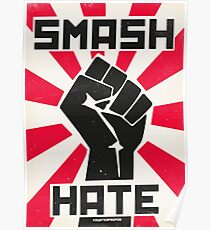 Smash Hate Poster
