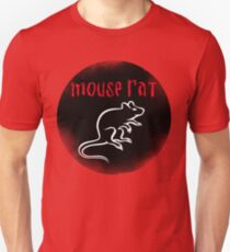 Mouse Rat animal funny  T-Shirt