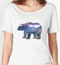 Rocky Mountains Women's Relaxed Fit T-Shirt