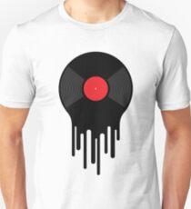 Liquid Vinyl Record T-Shirt