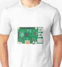 Raspberry Pi 3 Board Unisex T-Shirt
