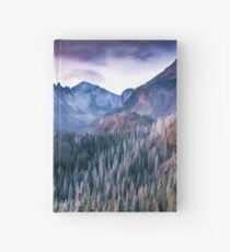 Rocky Mountains Hardcover Journal