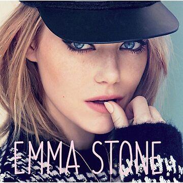 Emma Stone by aoritoioho