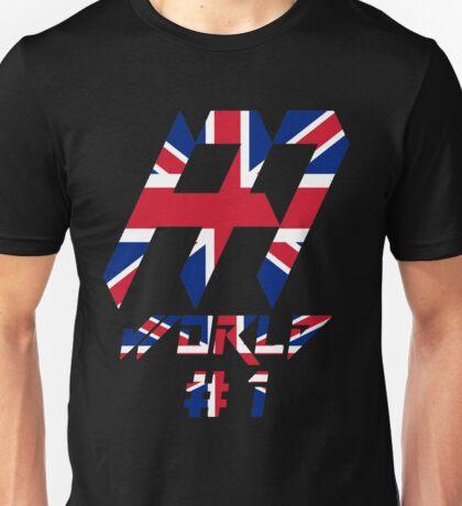 British Andy Murray best world tennis player Unisex T-Shirt