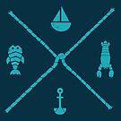 Sub-Aquatic Compass by Dylan Morang