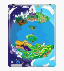Paper Mario World Mashup Poster iPad Case/Skin