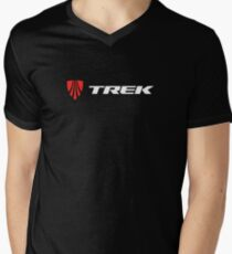 Trek Bicycle Men's V-Neck T-Shirt