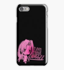 cute as HELL 2 iPhone Case/Skin