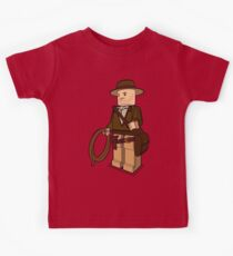 Lego Indiana Jones Harrison Ford Adventure Treasure Kids Clothes