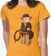 Lego Indiana Jones Harrison Ford Adventure Treasure T-Shirt