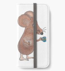 Mouse Don't Care iPhone Wallet/Case/Skin