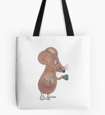 Mouse Don't Care Tote Bag