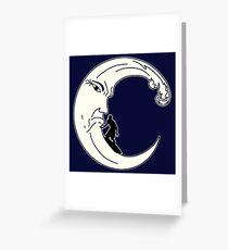 Sweet surf dreams  Greeting Card