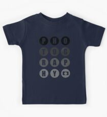 Photography Kids Clothes