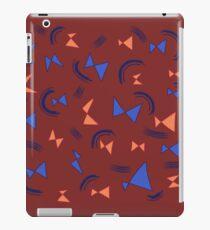 bowties v3 iPad Case/Skin