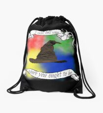 Sorting Drawstring Bag