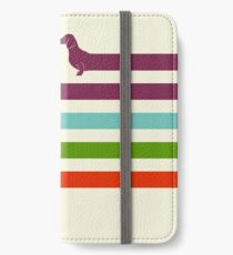 (Very) Long Dachshund iPhone Wallet/Case/Skin