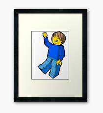 LEGO friends Boy Toys Framed Print