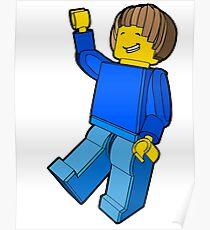 LEGO friends Boy Toys Poster