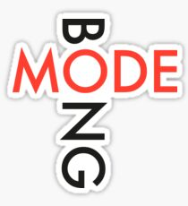 Mode Bong DM logo Sticker