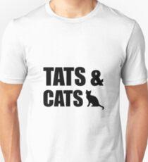 Tats & Cats Unisex T-Shirt