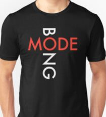 Mode Bong white DM logo Unisex T-Shirt