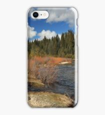 North Fork Deer Creek iPhone Case/Skin