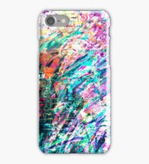 Distant Touch - Abstract Thoughts Collection iPhone Case/Skin
