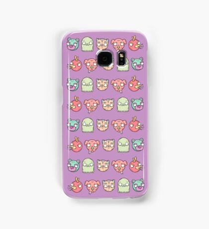 Animal Line Up Samsung Galaxy Case/Skin